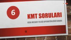 KMT Sınav Soruları ve Cevapları 6